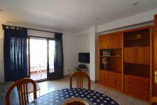 Appartement in L'Escala - APPARTEMENT ELS PESCADORS 2-1  3D
